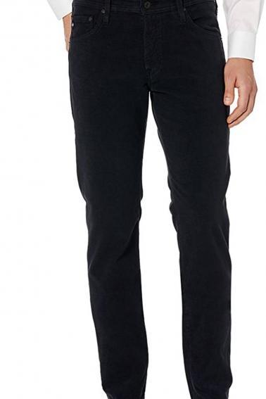 Erkek Siyah Battal Boy Jeans Modern Kesim Fermuarlı Kot Pantolon BL7465-522