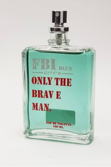 FBI Erkek Parfüm 100 ml P8905 Turkuaz