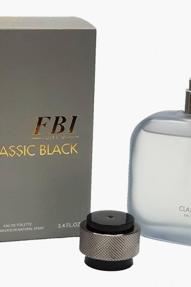 FBI Erkek Parfüm 100 ml Classıc Blue P8903-2 Gold