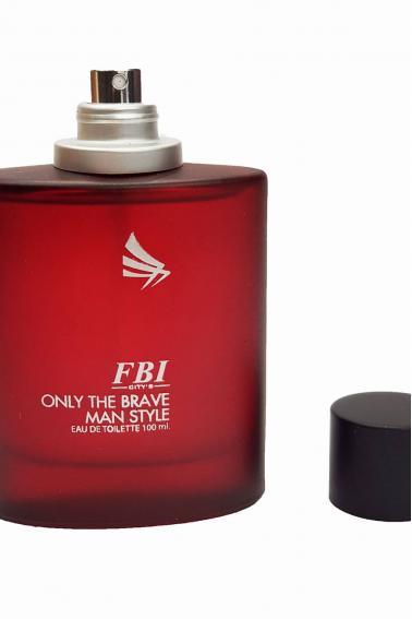 FBI Erkek Parfüm 100 ml Brave Heart P8912-1 Red
