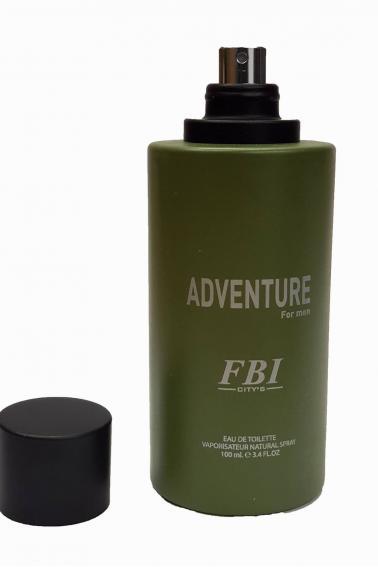 FBI Erkek Parfüm 100 ml Adventure P8906-1 Soldier